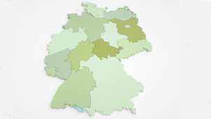 Outline of the federal states of Germany